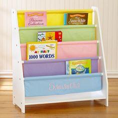 Canvas Bookcase