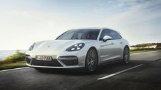 Porsche Panamera Sport Turismo. Regalo para los sentidos