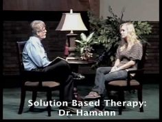 Solution Focused Therapy: An Adolescent Client - YouTube