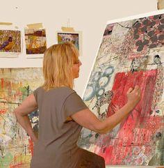 Marti Somers, Artist