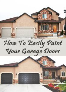 This homeowner shares how they transformed their garage doors with a paint sprayer. Rent a paint sprayer from CVR for as little as $25.
