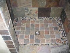 slate bathroom ideas | New basement bathroom - Bathroom Designs - Decorating Ideas - HGTV ...