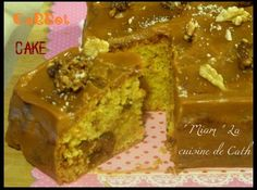 CaRRot - Cake aux nOix caramélisées