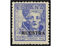 San Juan de la Cruz - 1942