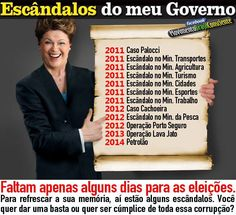 Bomba-Relógio prestes a explodir e implodir candidatura de #Dilma, assusta #PT