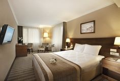 Dedeman İstanbul Deluxe Room
