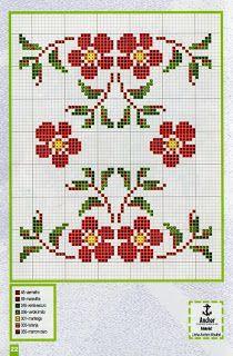 Brilliant Cross Stitch Embroidery Tips Ideas. Mesmerizing Cross Stitch Embroidery Tips Ideas. Cross Stitch Heart, Cross Stitch Borders, Cross Stitch Flowers, Counted Cross Stitch Patterns, Cross Stitch Designs, Cross Stitching, Cross Stitch Embroidery, Embroidery Patterns, Hand Embroidery