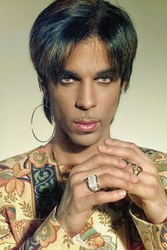 Prince 30 years in pictures — Prince Sheer beauty