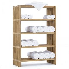 Westminster Teak Free Standing Towel Shelf and Rac - Westminster Teak Outdoor Furniture Towel Shelf, Towel Storage, Gym Towel, Built In Storage, Storage Shelves, Westminster Teak, Teak Outdoor Furniture, Modern Furniture, Floor Shelf