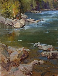 Bill Davidson - Stream Demo- Oil