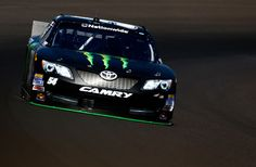 2014 Indianapolis qualifying: Busch on Nationwide pole (photo: Getty Images/Sean Gardner)