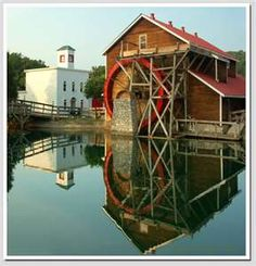 Renfro, Ky., gristmill