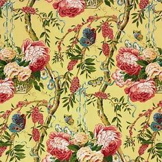 Chintz. You can tell I like it.