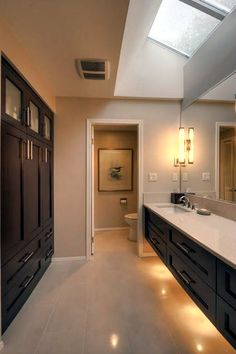 bathroom closet with drawers - Google Search