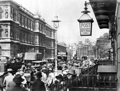 Whitehall, c 1925