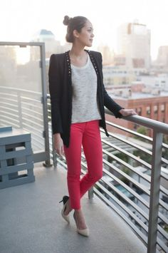 1 Girl, 4 Looks: An S.F. Buyer Shows Off Her Sleek, Go-To Ensembles