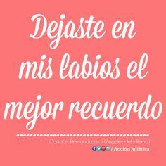 #poema #poesia #frase #libro #amor #desamor #accion #julietica #cancion #musica #cancionarte