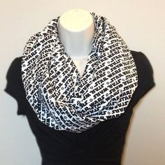2 more in stock!  Star Wars Licensed Flannel Infinity Scarf by JaynesDesigns on Etsy, $15.00