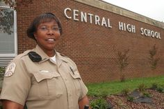 Carolyn Gudger - In 2010 she shot a gunman dead in the entrance of a school before the gunman could shoot anyone.