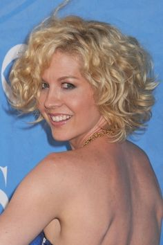 Modern Short Curly Hairstyles for Blonde Hair 2013  Best Pins  modern hairstyles 2013 | hairstyles