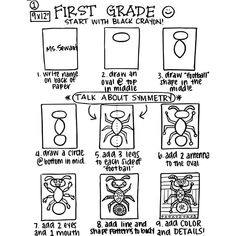 Elementary Art Sub Plans Unique First Grade Sub Plans Grade 1 Art, First Grade Art, Art Sub Lessons, Drawing Lessons, Middle School Art, Art School, High School, Art Sub Plans, Art Substitute Plans