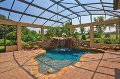 Rustic Swimming Pool - Find more amazing designs on Zillow Digs!