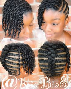 Let me start off by giving a huge THANK YOU, to those of you who bought my first round of The Balm. I'm so thankful and blessed to have… Let me start off by giving a huge THANK YOU, to those of you who bought my first round of Natural Braided Hairstyles, Natural Hair Braids, Natural Hairstyles For Kids, Braids For Black Hair, Protective Hairstyles, Protective Styles, Black Girl Braids, Braided Updo, Hair Twist Styles