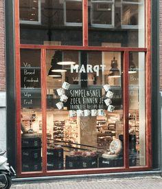 Die Supermarktkette MARQT