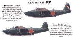 Japonés Kawanishi H8K