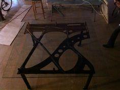 Piano Frame Table Frederick Doran Piano, Frame, Table, Furniture, Design, Home Decor, Art, Picture Frame, Art Background