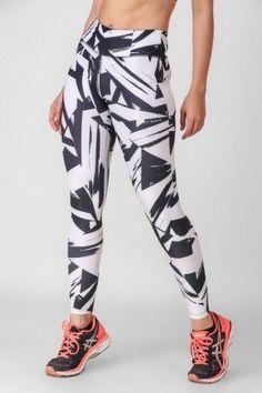 fa4f65979506c2 Black white noble leggings
