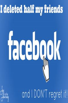 Why I Deleted My Facebook (And Why You Should Too)