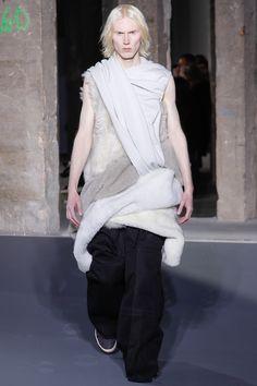 Visions of the Future // Rick Owens Fall 2016 Menswear Fashion Show