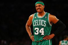 #NBA: Paul Pierce quiere ser traspasado a Boston Celtics y retirarse de verde