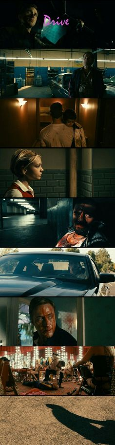 Drive(2011) Directed by Nicolas Winding Refn.