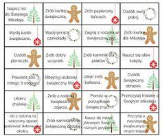 Kids Christmas, Christmas Crafts, Christmas Decorations, Xmas, Bullet Journal For Kids, Diy For Kids, Crafts For Kids, Advent Calenders, Christmas Printables