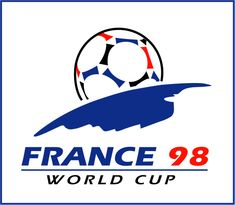The 1998 FIFA World Cup was the FIFA World Cup, the world championship for men's national association football teams. It was held in France from 10 June to 12 July 1998 Zinedine Zidane, Wm Logo, Fifa World Cup France, World Cup Logo, Football Mondial, France 98, 1998 World Cup, Word Cup, Image Foot