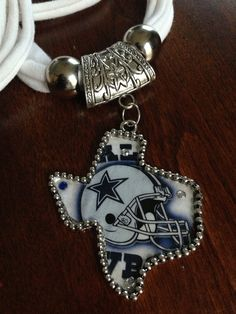 #Dallas #Cowboys necklace