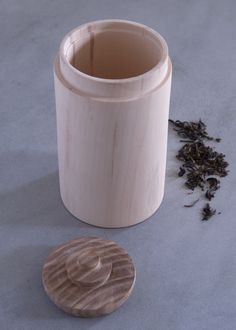 Løvfall - Wood Canister