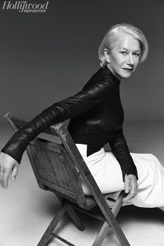 Miller Mobley photographs Cate Blanchett, Jennifer Lawrence, Jane Fonda, Helen Mirren, and more for The Hollywood Reporter's Actress Roundtable cover story Dame Helen, Quoi Porter, Judi Dench, The Hollywood Reporter, Jane Fonda, Cate Blanchett, Aging Gracefully, Best Actress, Jennifer Lawrence