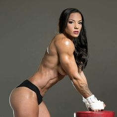 WOW! DAMN! Fitness Inspiration! Awesome! Great definition! Beautiful!