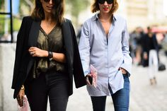 On the Streets of London Fashion Week Spring 2015 - London Fashion Week Spring 2015 Day 4