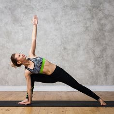 Get all the core-cinching benefits of yoga without actually hitting the mat.