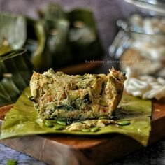 Resep botok enak instagram Indonesian Food, Asparagus, Chicken Recipes, Easy Meals, Food And Drink, Cooking Recipes, Menu, Favorite Recipes, Asian