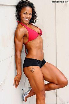 Alicia Harris on Pinterest | Sarah Allen, Black Fitness ...