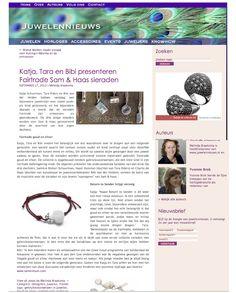 Juwelennieuws September 2013 - Sam&Haas