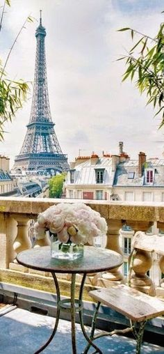 Romantic trip to Paris for people who love travel and pink peonies