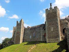 Framlingham Castle, via Flickr.