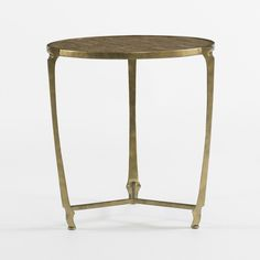 DwellStudio Hudson Side Table ($1,500) ❤ liked on Polyvore featuring home, furniture, tables, accent tables and dwellstudio