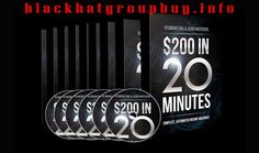 200 in 20 minutes By Desmond Ong | Latest IM Training Courses | Blackhat Group Buy info